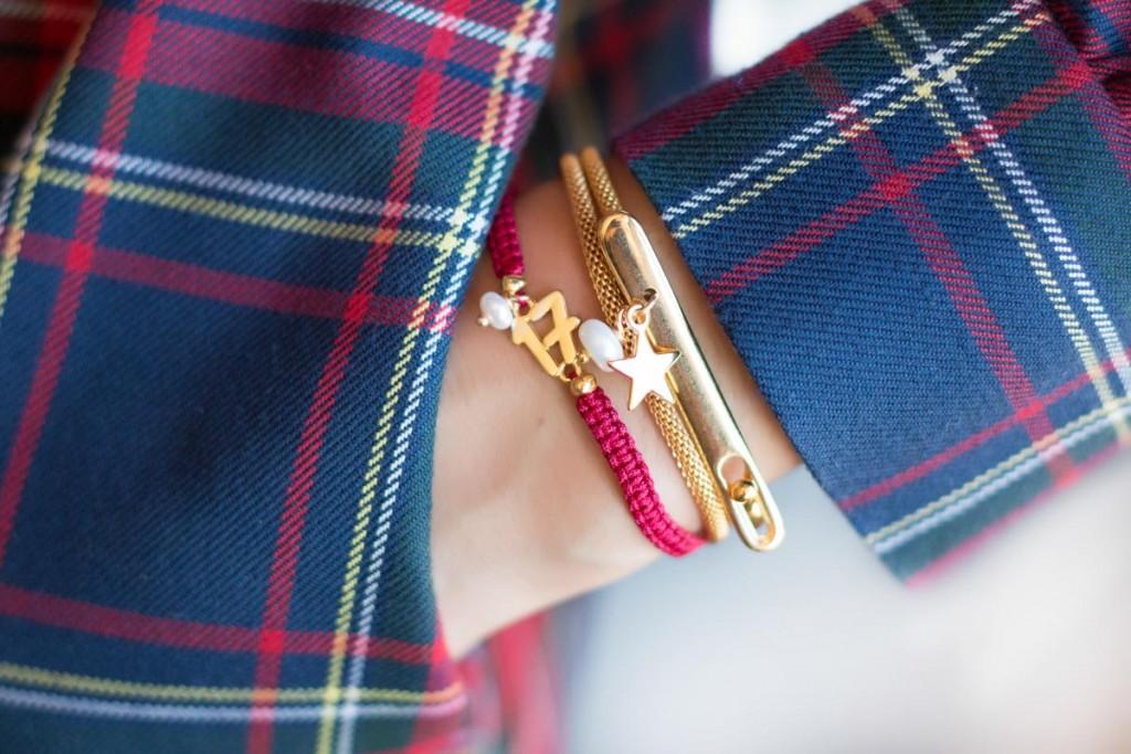 pulseras-cadena-de-serpiente-y-piezarigida-con-estrella-y-perla1
